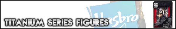 Hasbro Titanium Series Figures
