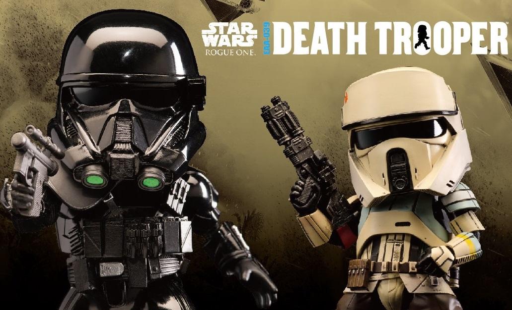 #shortcut: Beast Kingdom Shoretrooper und Death Trooper vorgestellt