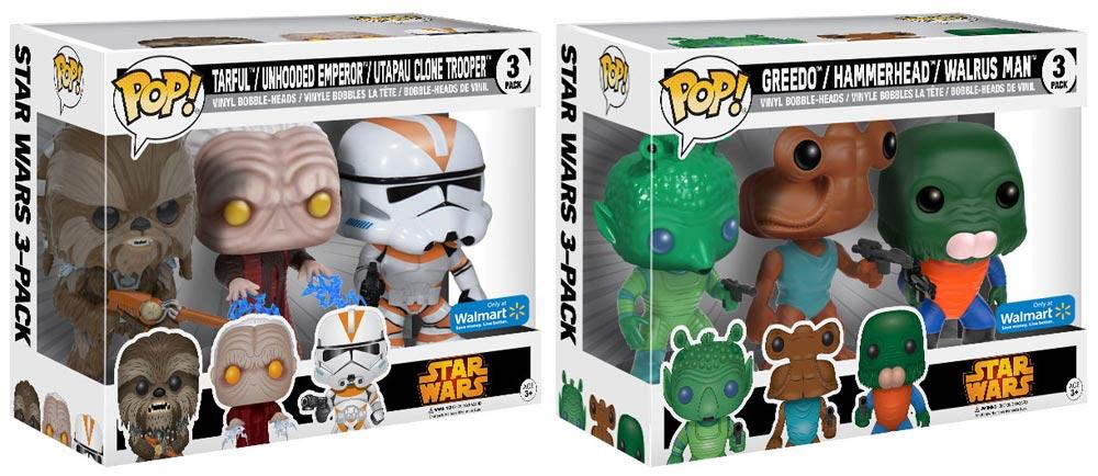 #shortcut: Noch ein neues Funko POP! Star Wars 3-Pack!