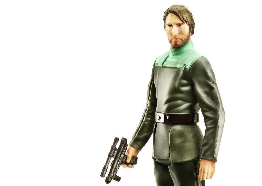 #shortcut: Hasbro 3.75 inch Galen Erso Figur bestätigt