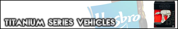 Hasbro Titanium Series Vehicles
