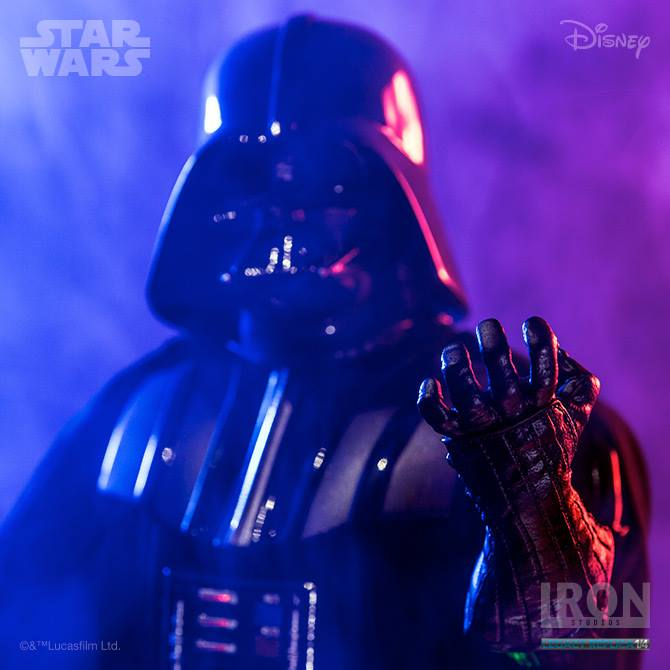 Vier neue Iron Studios Star Wars Collectibles