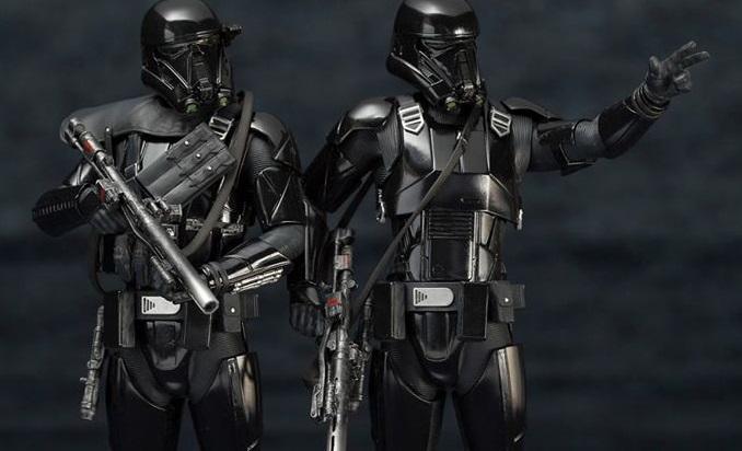 Kotobukiya ArtFX Plus Death Trooper 2-Pack