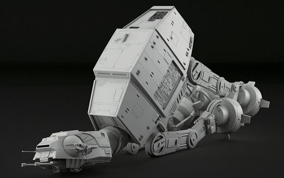 Zwei neue Bandai Star Wars Model-Kits veröffentlicht!