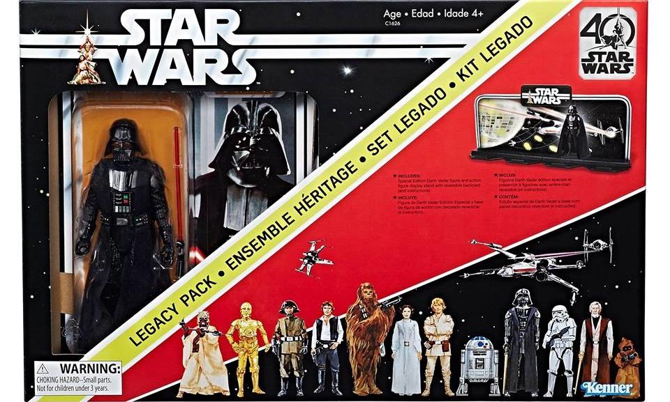 Alle Hasbro Star Wars 2017 Neuheiten von der New York Toy Fair