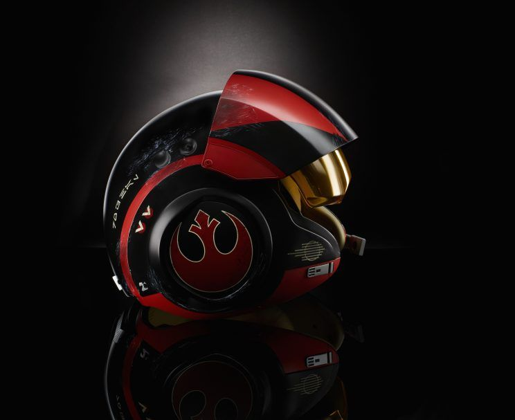Hasbro Star Wars Poe Dameron Helm erscheint am 01. September 2017