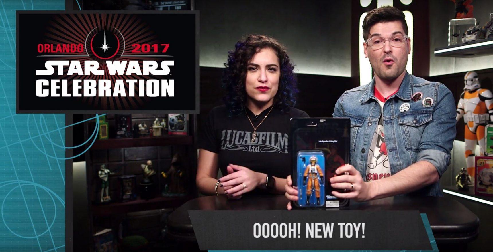 #shortcut: Hasbro Star Wars Celebration Exclusive veröffentlicht!
