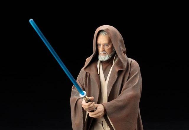 #shortcut: Kotobukiya ArtFX+ Obi-Wan Kenobi angekündigt