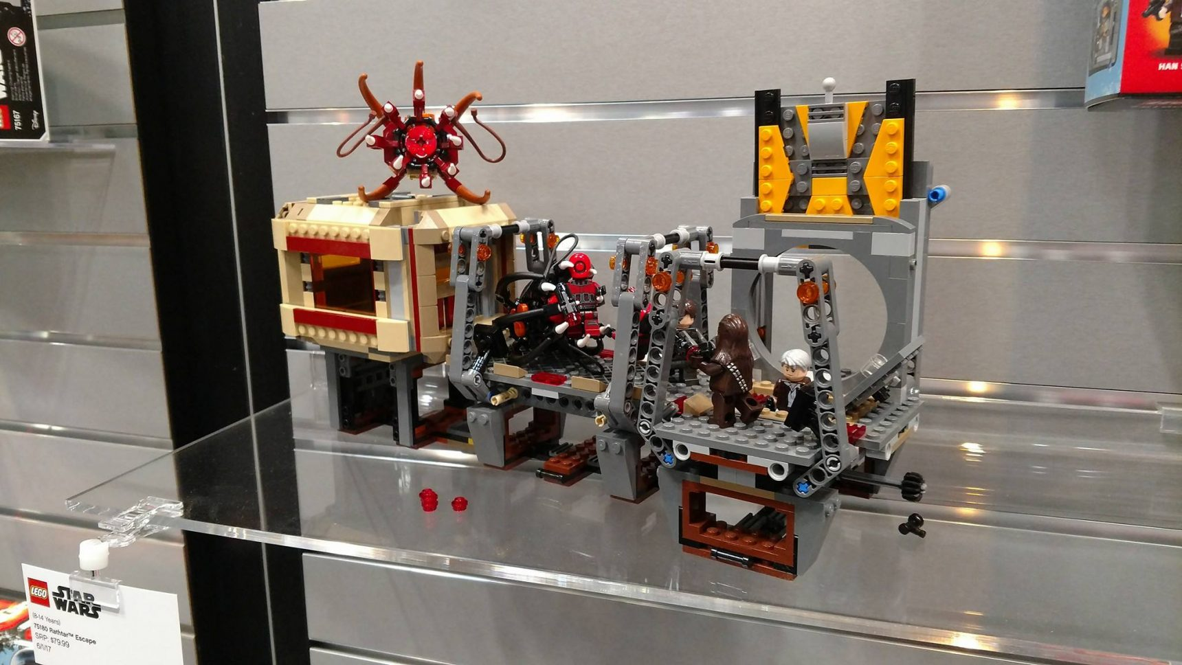 Erste LEGO Star Wars 2017 Bilder von der New York Toy Fair