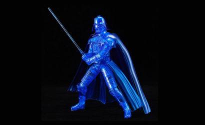 Bandai Darth Vader Hologram 1/12 Version aufgetaucht