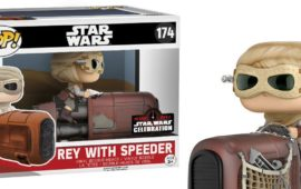 Funko Star Wars Celebration 2017 Exclusives – die 1. Wave!