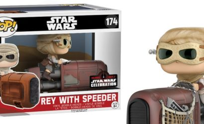 Funko POP! Star Wars Celebration Exclusives kommen in den Einzelhandel!