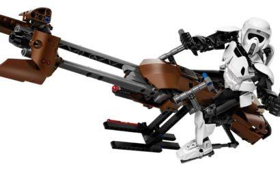 Offizielles Bildmaterial zu den neuen LEGO Star Wars 2017 Sets