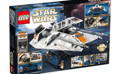 LEGO Star Wars 75144 Snowspeeder – das erste Review