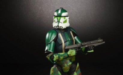 Hasbro Black Series 6 inch Commander Gree vorgestellt