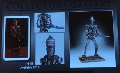 Zwei neue Gentle Giant Star Wars Collector's Gallery Statues angekündigt
