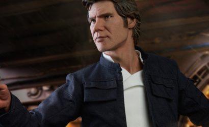 Sideshow zeigt Teaser zur neuen Han Solo Premium Format Statue