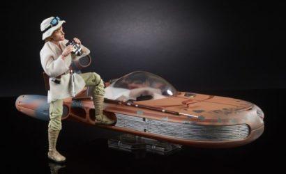 Hasbro 6 inch Luke's Landspeeder ebenfalls angekündigt!