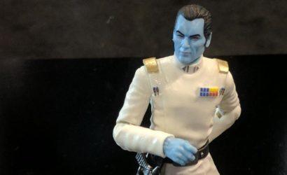 Hasbro Black Series 6 inch Grand Admiral Thrawn präsentiert!