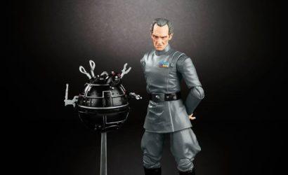 Black Series Grand Moff Tarkin 6 inch Figur erscheint erst 2018