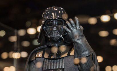 Neuer Blick auf Hot Toys Darth Vader 1/4 Scale Figur