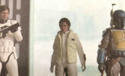 Hot Toys Hoth Leia, Emperor Palpatine, Royal Guard und Baze Malbus