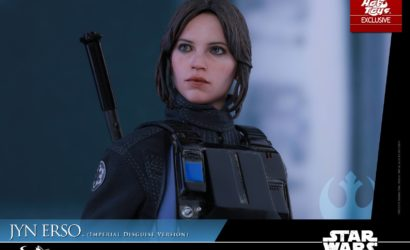 Hot Toys Jyn Erso Imperial Disguise angekündigt