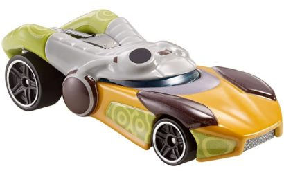 Alle Infos zum Hot Wheels Hera Syndulla Character Car