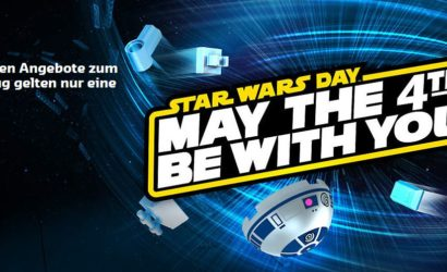 """LEGO Star Wars """"MAY THE 4TH BE WITH YOU""""-Aktion gestartet"""