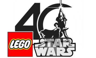 LEGO Star Wars 40th Anniversary Aktionen