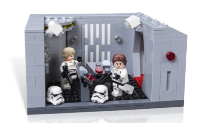 Chance auf ein limitiertes LEGO Star Wars Detention Block Rescue Set