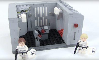 LEGO Star Wars Detention Block Rescue SWCO Exclusive – das erste Review!