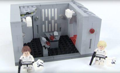 LEGO Star Wars Detention Block Rescue SWCO Exclusive – das erste Review!