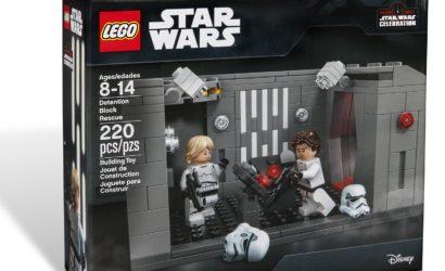 LEGO Star Wars Detention Block Rescue Set als Star Wars Celebration 2017 Exclusive
