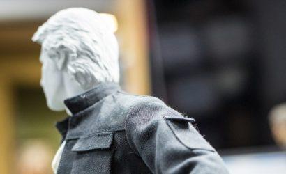 Neue Sideshow Han Solo Premium Format Statue ausgestellt