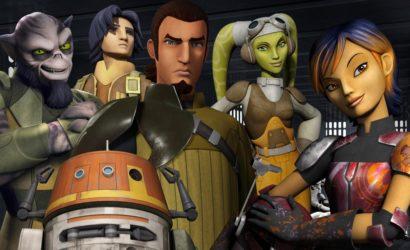 Star Wars: Rebels – offizieller Trailer zu Staffel 4