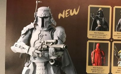Tamashii Nations Movie Realization Boba Fett Prototype vorgestellt