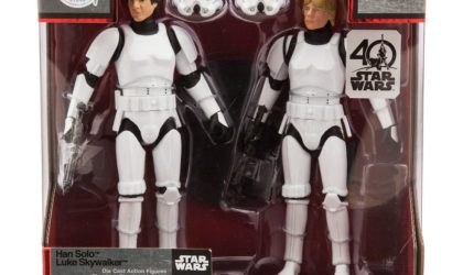 Disney Star Wars Collectibles zum 40th Anniversary vorgestellt