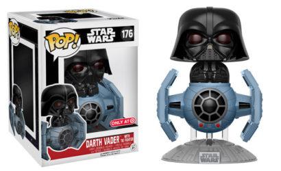 Funko POP! Darth Vader with TIE Fighter Deluxe vorgestellt