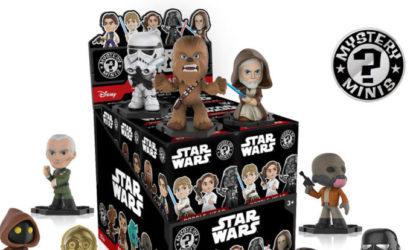 Neue Funko Star Wars Mystery Minis Reihe
