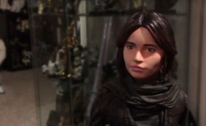 Review-Video zur Gentle Giant Jyn Erso Mini Bust