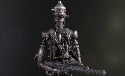 Pressebilder zur Gentle Giant IG-88 Collector's Gallery Statue