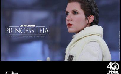 Alle Infos zur neuen Hot Toys Princess Leia Hoth Figur