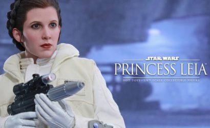 Hot Toys Princess Leia ESB nun offiziell vorgestellt