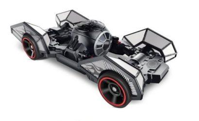 Neues Episode VIII Raumschiff in Form eines Hot Wheels Carships gefunden?