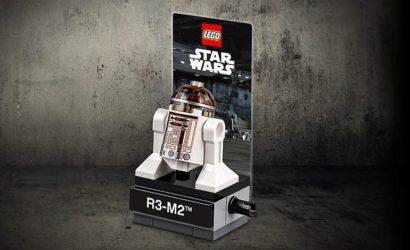 Gratis LEGO R3-M2 ohne Mindestbestellwert!