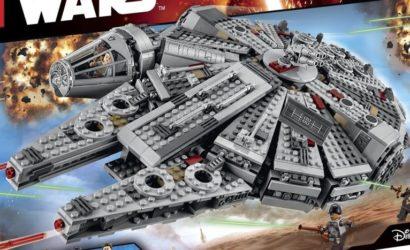 LEGO Star Wars 75105 Millennium Falcon für nur 89,99 €! #maythe4th