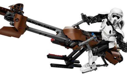 Alle Informationen zu den LEGO Star Wars 2017 Sommer Sets