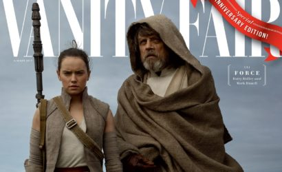 Star Wars: The Last Jedi Cover bei Vanity Fair