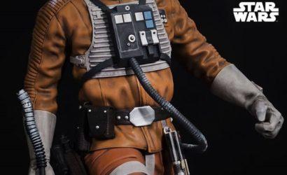 Neue XM Studios Luke Skywalker Snowspeeder Pilot Statue